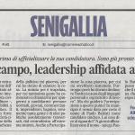 Le anticipazioni sulla candidatura di Paolo Battisti
