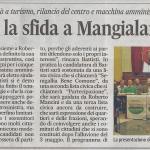 Corriera Adriatico 23nov14 - conferenza stampa di presentazione di Senigallia Bene Comune